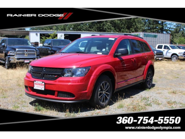 2018 Dodge Journey in Olympia, WA