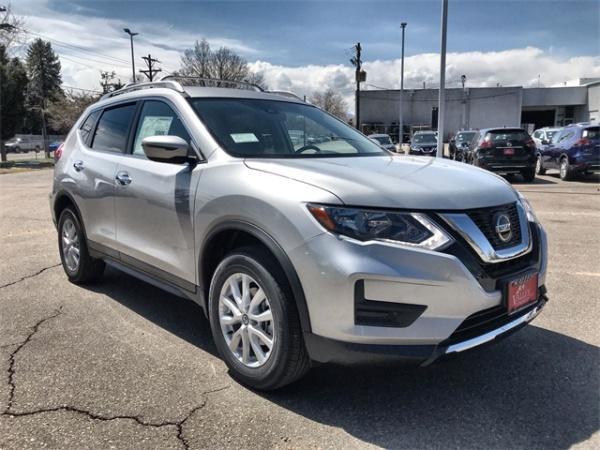 2020 Nissan Rogue in Longmont, CO