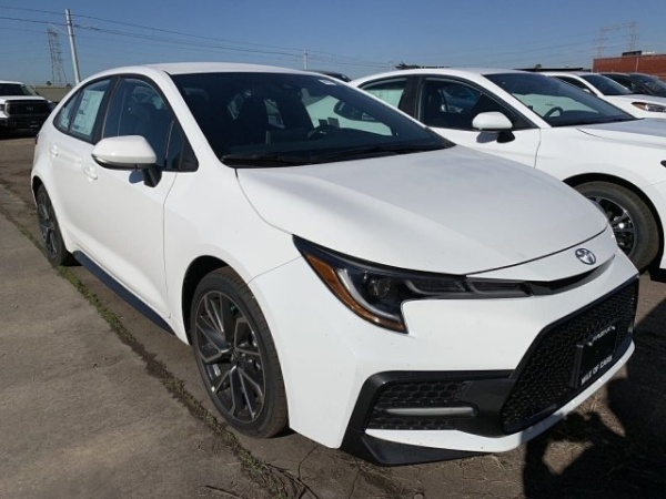 2020 Toyota Corolla in National City, CA