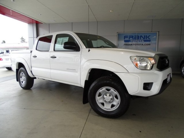 2012 Toyota Tacoma in National City, CA
