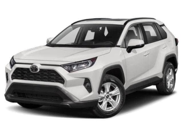2020 Toyota RAV4 in National City, CA