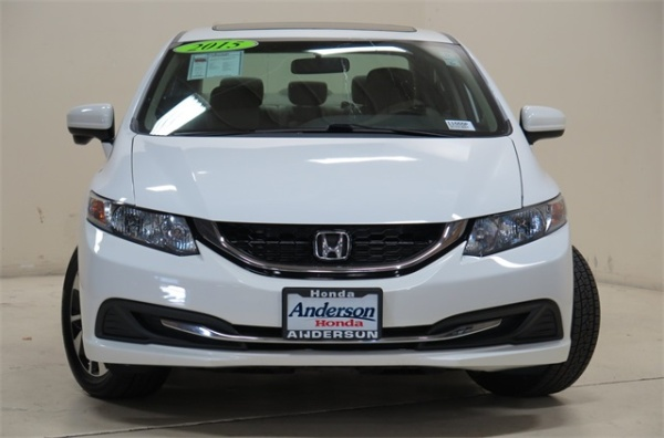 2015 Honda Civic In Palo Alto, CA