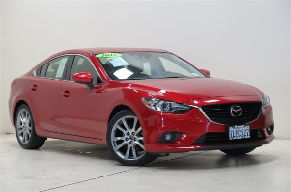 2013 Mazda Mazda6 Prices, Reviews and Pictures | U.S. News & World ...