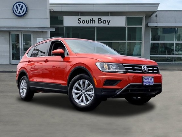 2019 Volkswagen Tiguan in National City, CA