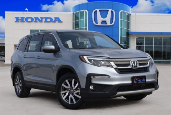 2020 Honda Pilot in Weatherford, TX