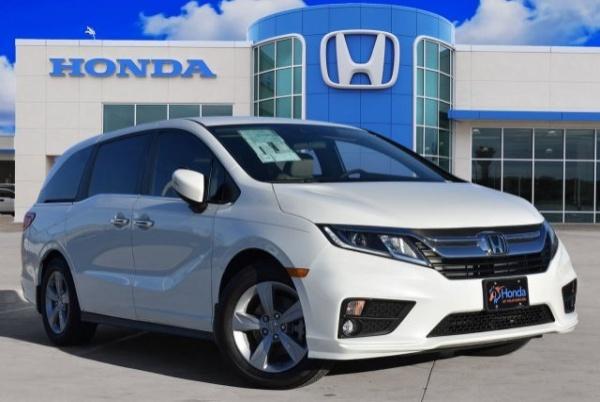 2020 Honda Odyssey in Weatherford, TX