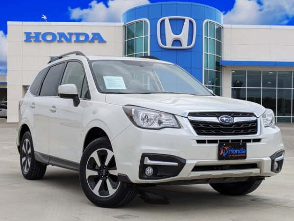 2018 Subaru Forester in Weatherford, TX