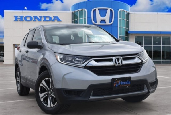 2019 Honda CR-V in Weatherford, TX