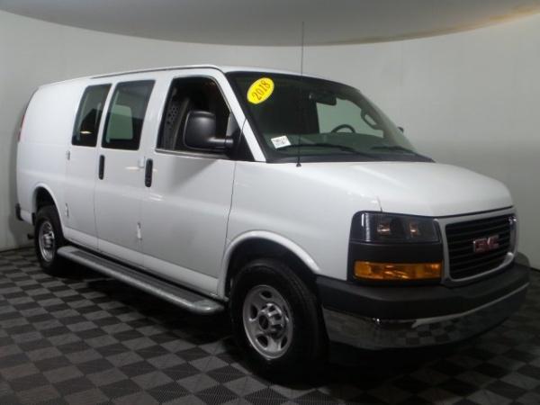2018 GMC Savana Cargo Van in Flemington, NJ