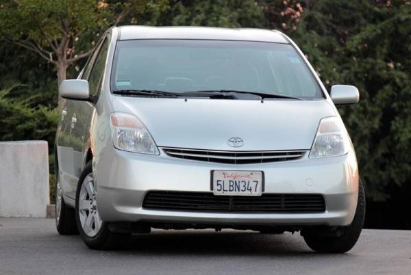 2005 Toyota Prius Hatchback