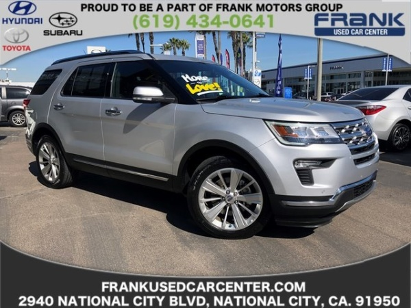 2017 Ford Explorer in National City, CA