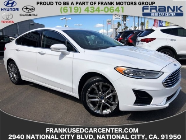 2019 Ford Fusion in National City, CA