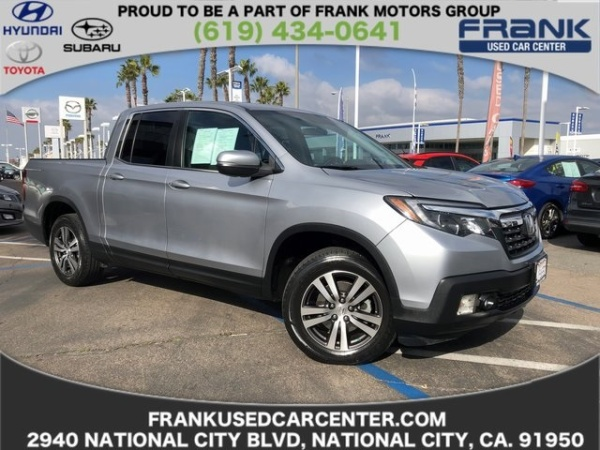 2017 Honda Ridgeline in National City, CA