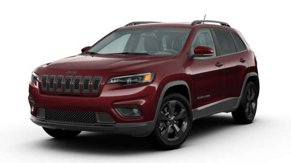 2020 Jeep Cherokee in Kingwood, WV