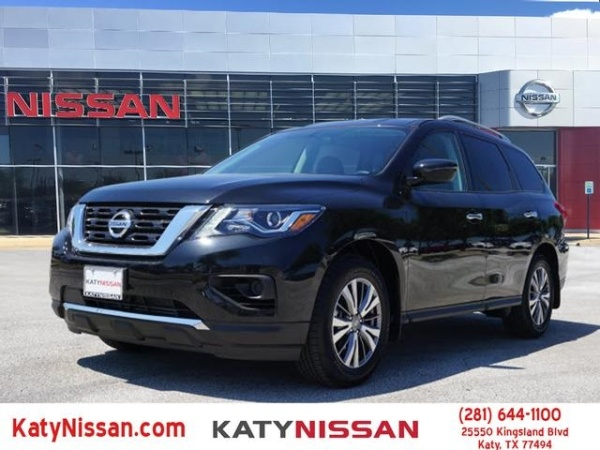 2019 Nissan Pathfinder in Katy, TX