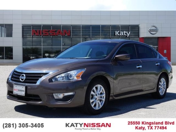 2014 Nissan Altima in Katy, TX