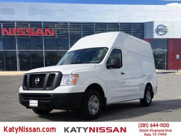 2018 Nissan NV Cargo 2500 HD SV