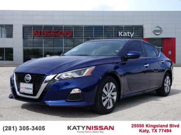 2020 Nissan Altima in Katy, TX