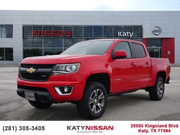 2016 Chevrolet Colorado in Katy, TX