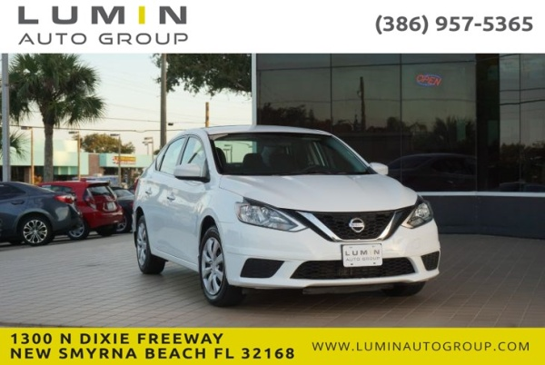 2016 Nissan Sentra in New Smyrna Beach, FL