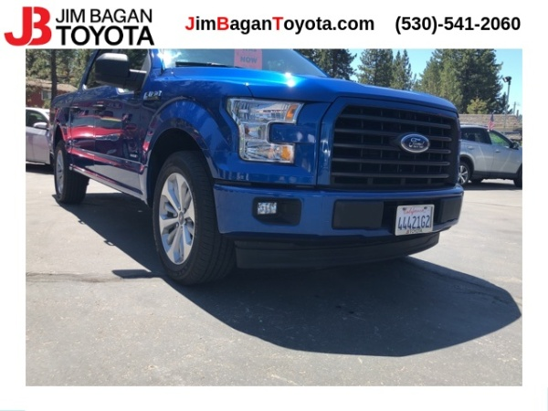 2017 Ford F-150 in South Lake Tahoe, CA