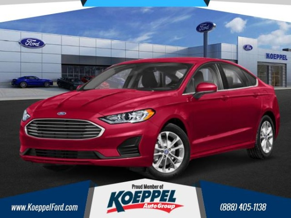 2020 Ford Fusion in Woodside, NY