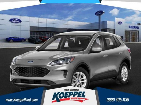 2020 Ford Escape in Woodside, NY