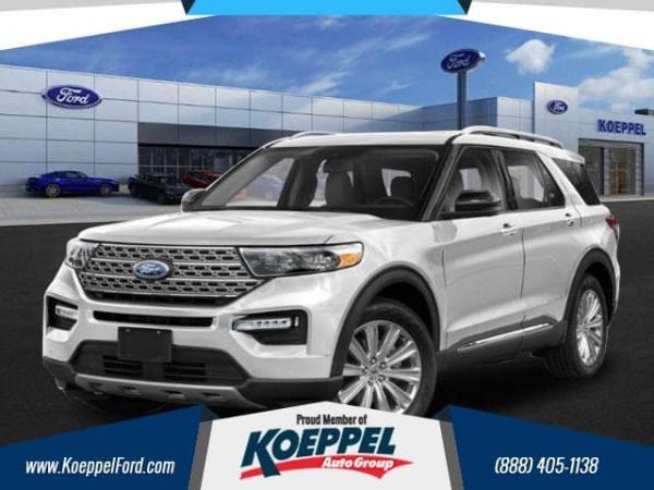 2020 Ford Explorer in Woodside, NY