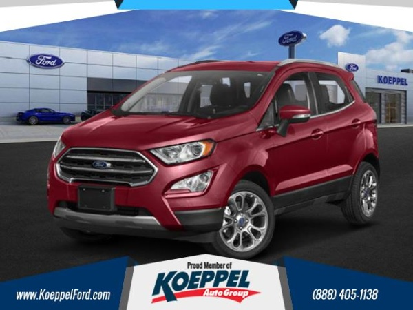 2020 Ford EcoSport in Woodside, NY