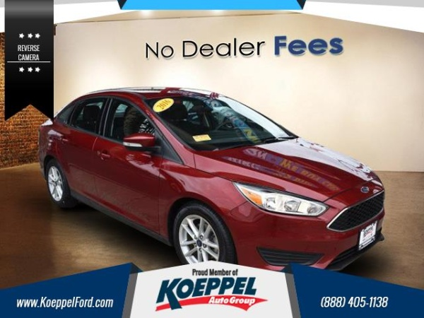 2016 Ford Focus in Woodside, NY