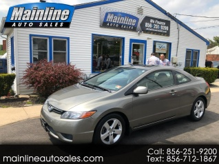 civic coupe 2007