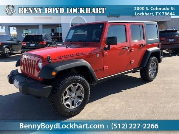 2015 Jeep Wrangler in Lockhart, TX