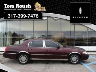 Used 2006 Lincoln Town Car For Sale 31 Used 2006 Town Car Listings