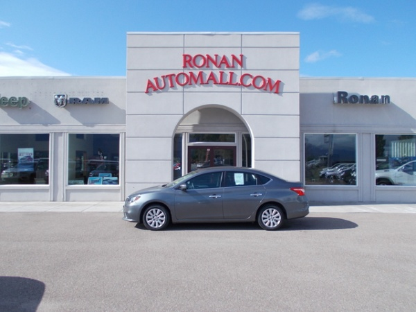 2018 Nissan Sentra in Ronan, MT