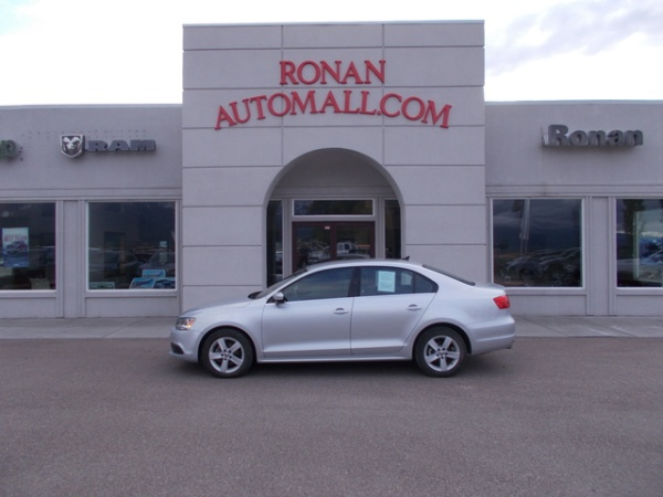 2013 Volkswagen Jetta Tdi Sedan Dsg Alt For Sale In Ronan Mt