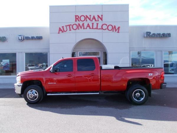2011 Chevrolet Silverado 3500HD in Ronan, MT