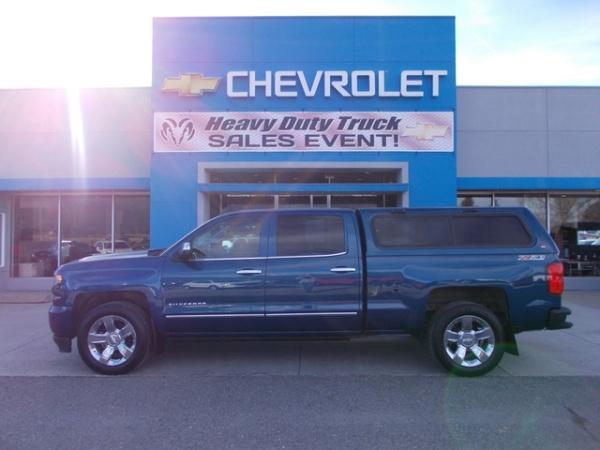 2017 Chevrolet Silverado 1500 in Ronan, MT