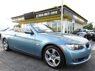 2010 Bmw 3 Series 328i Convertible For In Hollywood Fl