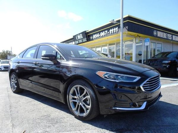 2019 Ford Fusion in Hollywood, FL