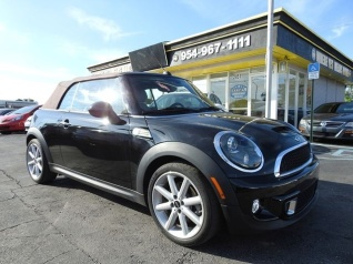 2017 Mini Cooper S Convertible For In Hollywood Fl
