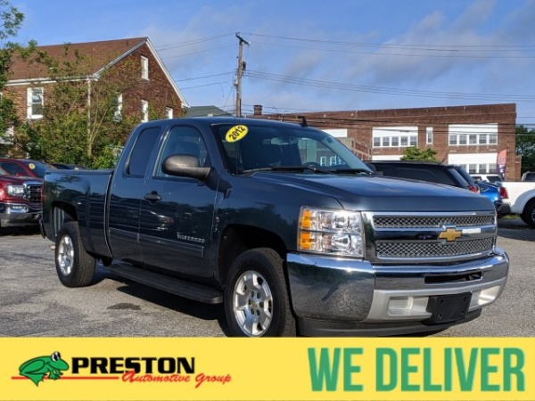 2012 Chevrolet Silverado 1500 in Aberdeen, MD