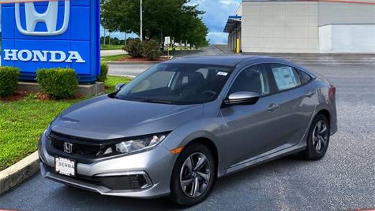 2021 Honda Civic