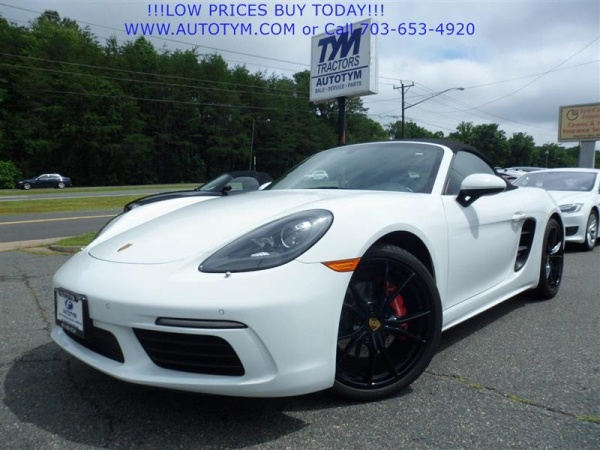 Used Porsche Boxster For Sale In Washington Dc Us News