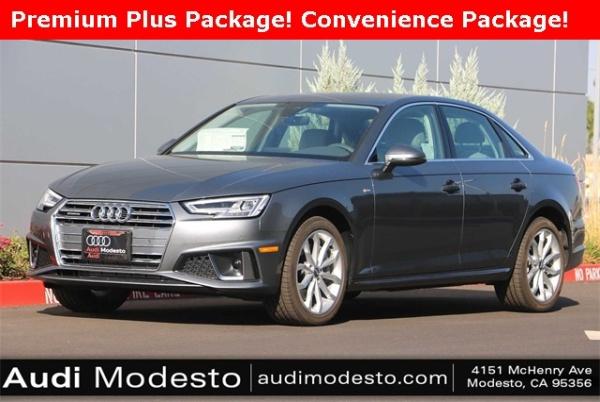2019 Audi A4 in Modesto, CA