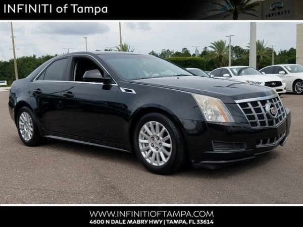used cadillac cts for sale in saint petersburg fl u s news world report. Black Bedroom Furniture Sets. Home Design Ideas