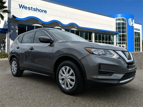 2017 Nissan Rogue in Tampa, FL