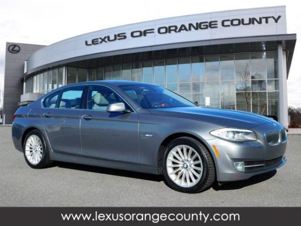 2011 BMW 5 Series in Middletown, NY