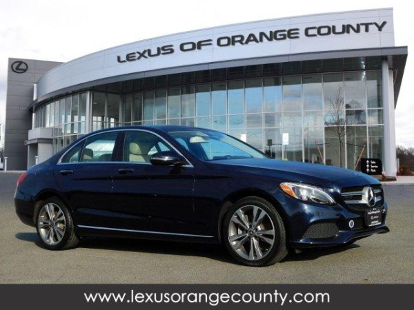 2018 Mercedes-Benz C-Class in Middletown, NY
