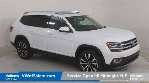 2019 Volkswagen Atlas in Salem, OR