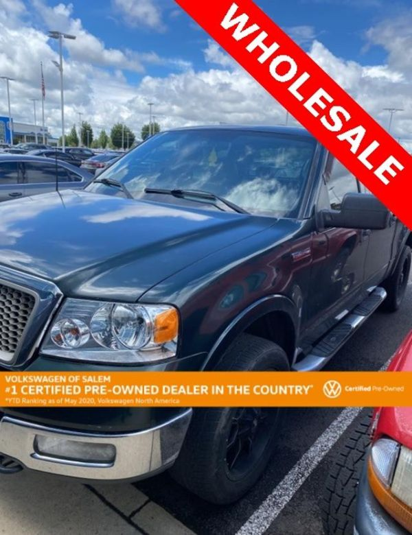 2004 Ford F-150 in Salem, OR